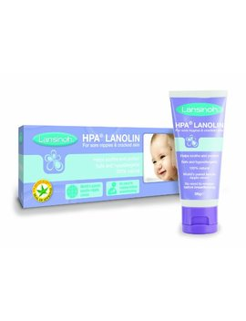 Lansinoh Hpa 40ml Cream For Sore Nipples And Cracked Skin by Lansinoh