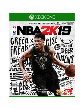 Nba 2 K19 (Xbox One) by 2 K Games