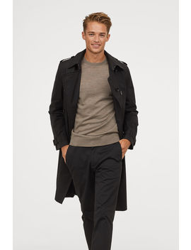 Trenchcoat I Nylon by H&M