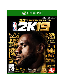Nba 2 K19 20th Anniversary Edition (Xbox One) by 2 K Games