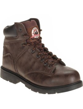Brahma Men's Raid Steel Toe Work Boot by Brahma