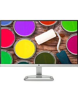 "Hp 24er – 24 ""Full Hd Monitor (1920 X 1080 Pixels, Led, Ips, 1000: 1), White 24"" Con Altavoces White by Hp"