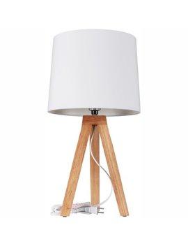 Urban Shop Bamboo Tripod Lamp by Urban Shop