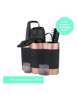 Minky Rose Gold Colour Detail Styling Dock by Argos