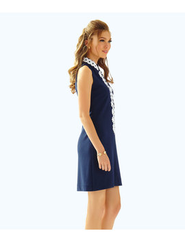 Callista High Collar Shift Dress by Lilly Pulitzer