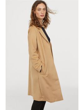 Manteau Droit by H&M