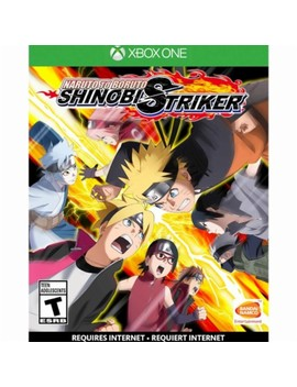 Xbox One by Naruto To Boruto: Shinobi Striker