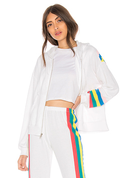 Spectrum Marquis Zip Hoodie by Wildfox Couture