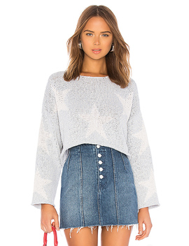 Star Crossed Star Sweater by Wildfox Couture
