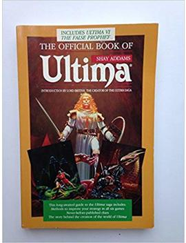The Official Book Of Ultima by Amazon
