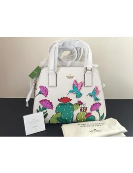 Nwt Kate Spade Satchel Babe Scenic Route Cactus Bag Leather New Handbag Satchel by Kate Spade
