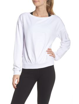 Dani Luxe Pullover by Zella