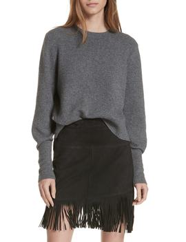 Puff Sleeve Sweater by Frame