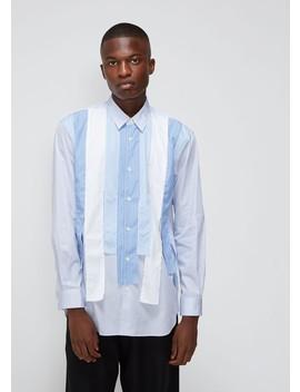 Cotton Strip Shirt by Comme Des Garcons Shirt