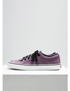 Suede Lampin Sneakers by Vans