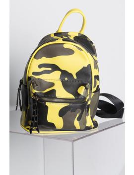 Run The World Mini Backpack by Akira