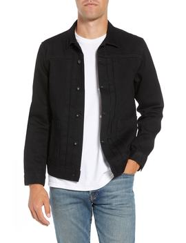 Type Ii™ Worn Trucker Regular Fit Denim Jacket by Levi's Made & Crafted™