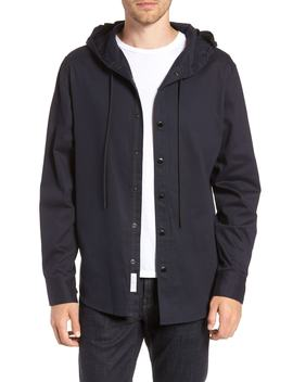 Bryant Regular Fit Hooded Shirt by Rag & Bone