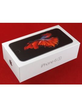 *Brand New!* Apple I Phone 6 S Gray 32 Gb Verizon, At&T, Unlocked +1 Year Warranty! by Apple