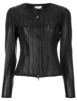 Fitted Biker Jacket by Desa 1972