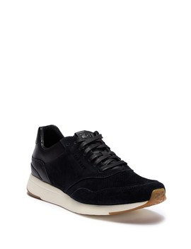 Grand Pro Runner Suede Sneaker by Cole Haan