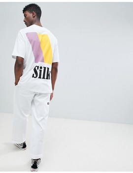 Systvm Slik Back Print T Shirt by Systvm