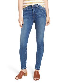 Sierra Release Hem Skinny Jeans by Caslon