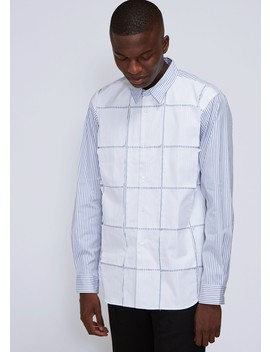 Striped Cotton Shirt by Comme Des Garcons Homme Plus