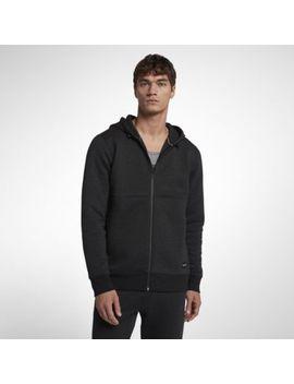 Hurley Hollowknit Fleece Full Zip by Nike