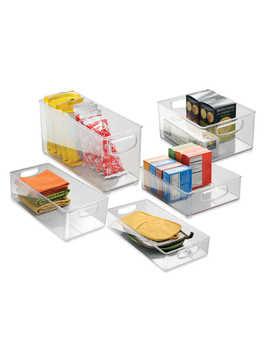 Inter Design® Cabinet Binz™ Storage Bin by Bed Bath And Beyond