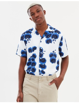 Canty Orchid Shirt by Saturdays Nyc
