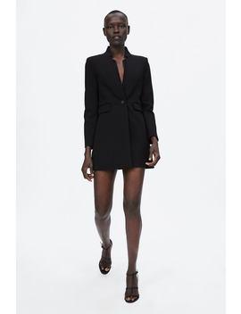 Double Lapel Frock Coat  Blazerswoman by Zara