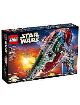 Lego Star Wars Slave I Toy by Amazon