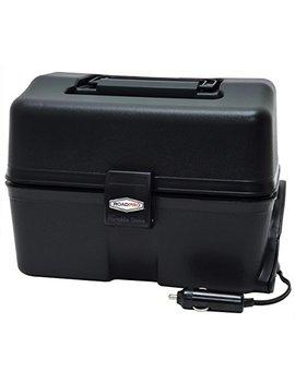 Road Pro 12 Volt Portable Stove, Black by Road Pro