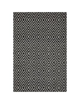 Dash And Albert Rugs Hand Woven Black Indoor/Outdoor Area Rug & Reviews by Dash And Albert Rugs