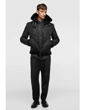 Double Faced Jacket  View All Jackets Man by Zara