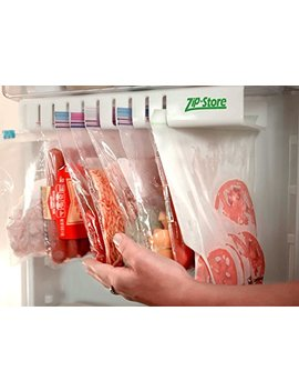 Zip N Store   Easy Store Door Organizer by Zip N Store