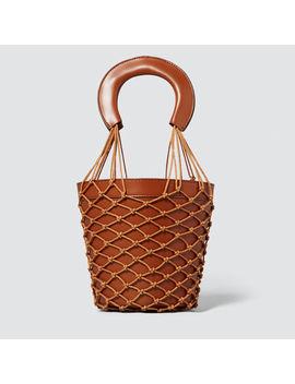 Crochet Bucket Bag by Seed Heritage