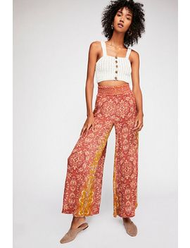 Mystic Dial Lounge Pant by Free People