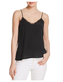Silk Camisole Top by Anine Bing