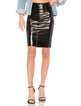 Margot Skinny Skirt by Fiorucci