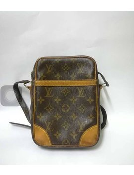 Authentic Louis Vuitton Danube Shoulder Bag Monogram by Modiey79shop