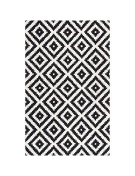 Mercury Row Obadiah Hand Tufted Wool Black Area Rug & Reviews by Mercury Row