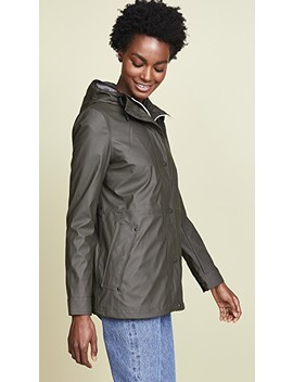 Lightweight Rubberized Jacket by Hunter Boots