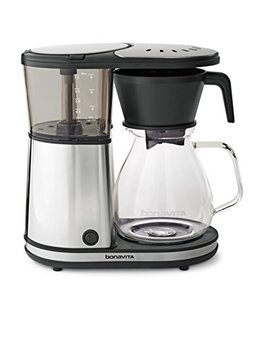 Bonavita Bv1901 Gw 8 Cup One Touch Coffee Maker Featuring Glass Carafe And Warming Plate by Bonavita