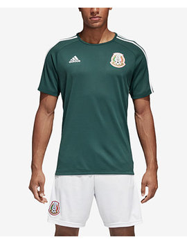 Men's Mexico Soccer Shirt by Adidas