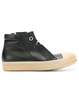 Rick Owens Island Dunk Hi Top Sneakershome Men Rick Owens Shoes Hi Tops by Rick Owens