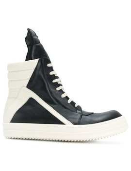Rick Owenshigh Top Sneakershome Men Rick Owens Shoes Hi Tops by Rick Owens