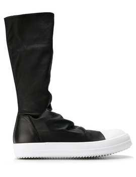 Rick Owens Sock Sneak Bootshome Men Rick Owens Shoes Boots by Rick Owens