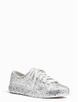 Keds X Kate Spade New York All Over Glitter Sneakers by Kate Spade